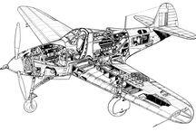 structures d'avions