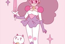 ❁ Bee and puppycat ❁