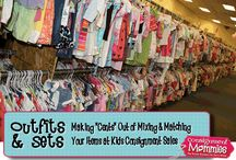 Consigning 101 / Consigning tips: prepping, tagging & pricing your items for the As They Grow Sale