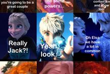 Disney Dreamworks mashup