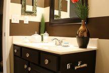 Decor - Bathroom Bliss / by Tracy Alexander