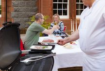Glencoe House BBQ and Picnic / Here you get an impression of our luxurious BBQ and Picnic