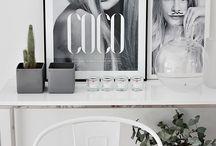 Interial design - vardagsrum