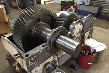 Gearbox Repair/Renewal