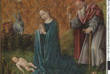 Gotické malířství zahraničí