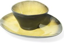 pure tableware for the rustic cafe settings