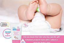Baby Sebamed / Skin care for babies