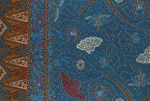 TENDANCE WAX ET AUTRES TISSUS ETHNIQUES / Toute les couleurs des tissus africains et autres tissus ethniques