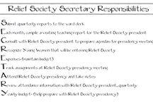 RS Secretary / by Kristen Paulsen