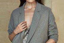 S/S 2015 CAMPAIGN / model : Karina Tarnowicz / Rebel Models  styling : Alicja Werniewicz makeup : Patrycja Dobrzeniecka