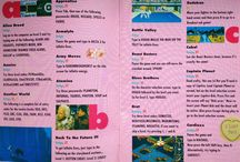 Atari ST - The One cheats / A cheat booklet by The One magazine that contains lots of Atari ST games. (thanks Tom!)