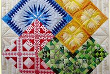 quilts / by Isabelle Stirnemann Strappazon