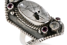 Shield Rings