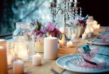lovely tables / by bonbeaujoli