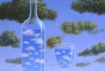 A x B: Magritte