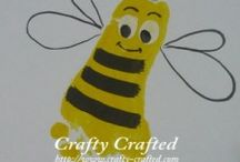 Kids Art and Craft Ideas / by Michelle Walker