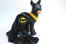 The Gawddamned Batman / by Raychel A