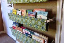 Storage ideas / Хранение во всех уголках дома