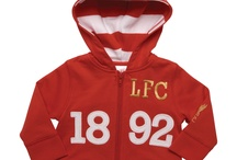 LFC Babywear and Accessories / Kit your baby out with the best clothes and accessories from the Official LFC Online Store. He or she will thank you for it when they grow up to be a Liverpool supporter!