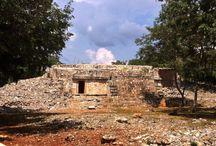 XCALUMKIN - Campeche - Yucatan