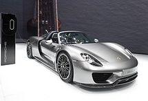 Porsche / by Frank Marano