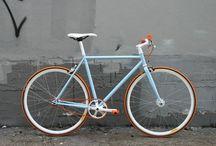 Bicicletas / Bicicletas fixie para tu inspiración. Arma la tuya en www.armatubici.cl