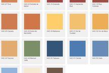 Boya renkleri