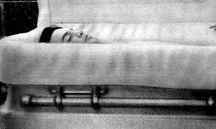 open the casket