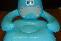 Felfújható dolgok/Inflatable things