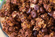 Recipes - Granola
