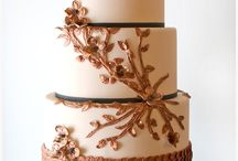 Top 25 Fall Wedding Cakes