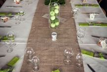 Decorating/receptions / by Sherrie Rafferty