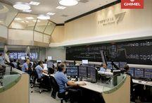 OBRAS Centros de Controle