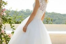 Bridal gowns/ Wedding dresses / by Kenzie