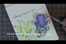 Victoria Lavender Cards
