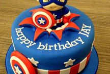 cake designs for boy