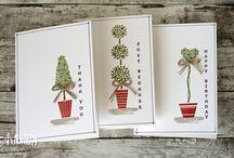 Cards - Vertical Greetings
