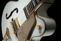 Guitars / by Paul Petree