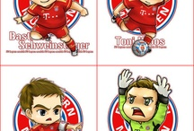 Fc Bayern / My fave football team