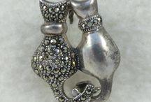 Cat jewelry
