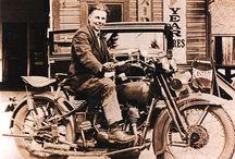 Harley Davidson History 1 / by R & H Dobler