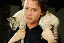 famous people with cats