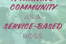 Mama CEO :: Community and Your People