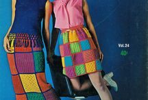 Dodgy Knitwear, Crochet and Ol' Catalogue Goodness