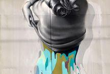 Street art  / Street art foto