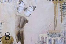 Square Foot Artworks Lorette C. Luzajic
