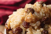 Pudding/custard / Yummy creamy deserts  / by Wendie Redding