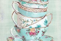 Tea cups delight