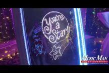 Magic Mirror Me Booth - Music Man Entertainment / Music Man Entertainment - Magic Mirror Me Booth