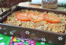 Запеканки / Фотографии рецептов запеканок кулинарного сайта IamCOOK.RU.